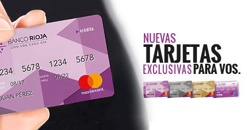 Tarjeta Banco Rioja